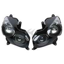 Front Headlight b7  Lamp Assembly Kawasaki Ninja ZX14R ZX-14R ZZR 1400 2... - $168.00
