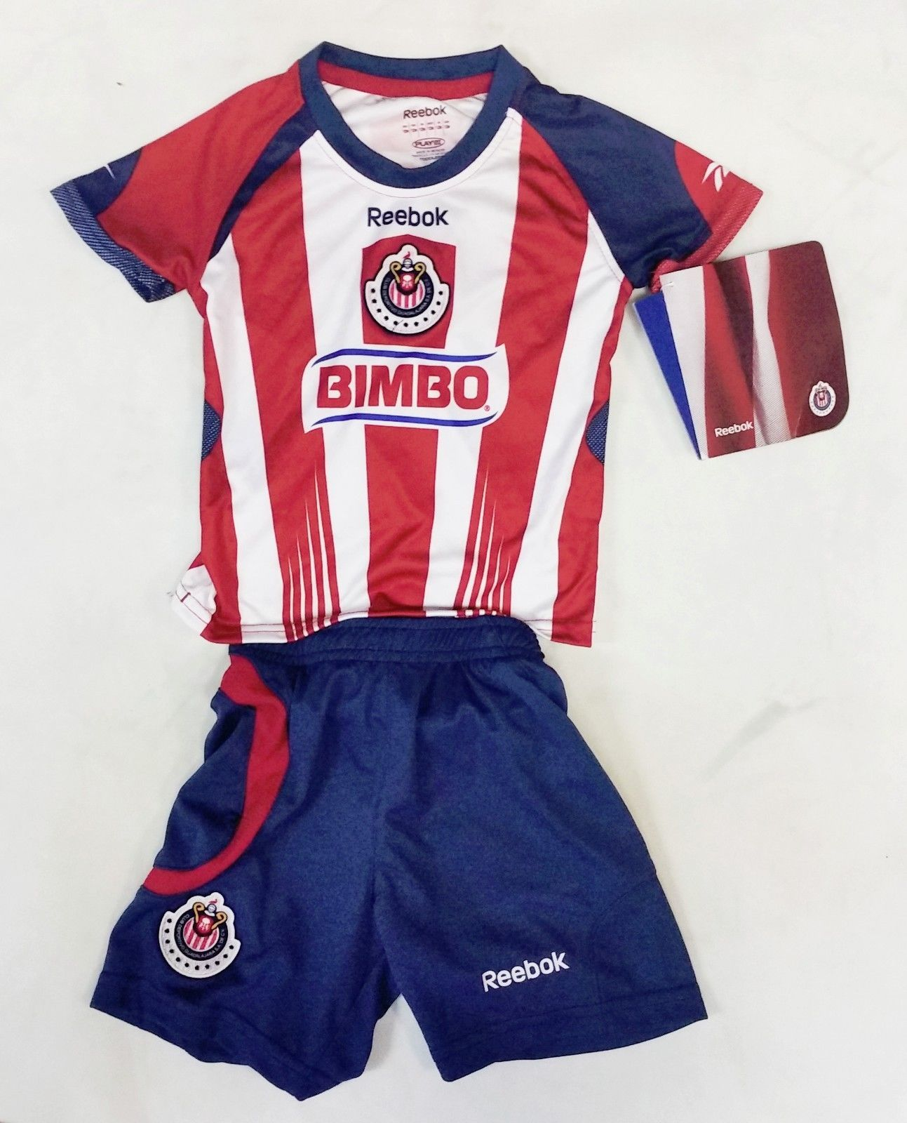 detailed look 269bb 7b7a9 Chivas del Guadalajara Toddler Kit Flash Red and 20 similar ...