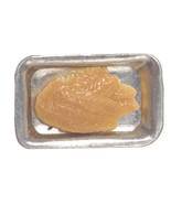 DOLLHOUSE MINIATURE 1 TRAY SALMON FILETS #WA2852 - $5.64