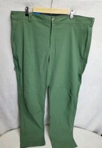 Columbia Sportswear Royce Peak Mens Pants - Omnishield - Green- Regular ... - $65.20