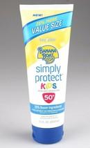 New Banana Boat Kids Simply Protect Sunscreen Lotion SPF 50 3 Pack 7.5 OZ EA image 2