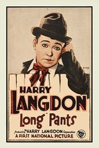 Long Pants by First National - Art Print - $19.99+