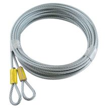 "Garage Door Cables For Extension Lift 7' Long Door(156"")Clopay,Wayne Dal... - €17,65 EUR"