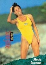 Alecia Guzman trading card (Swimsuit Model) 1994 Portfolio' Secret #16 - $3.00