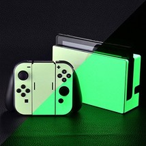 eXtremeRate Glow in The Dark Full Set Faceplate Skin Decal Stickers for ... - $16.57