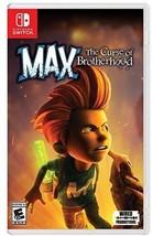 Max The Curse of Brotherhood - Nintendo Switch - $39.43