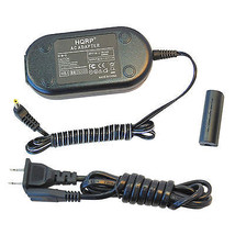 HQRP AC Adapter + DC Coupler for Canon PowerShot IXY 1, Ixy 3, Ixy 50S, Ixy 51S - $23.11