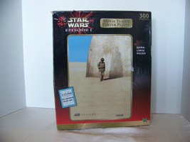 Star Wars Episode 1 Movie Teaser Poster Puzzle (300 Pieces) by Hasbro - $5.32
