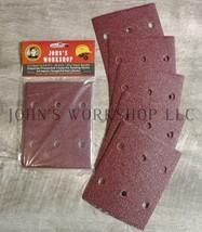 RIDGID R2500 / CRAFTSMAN 315279840 - 60 Grit - Pre-Punched - 5 Sandpaper... - $7.49