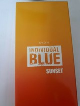 New Avon Individual Blue Sunset EDT 100ml Mens Fragrance Boxed Gift For ... - $10.32