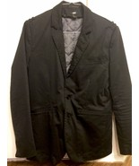 Mens Jacket Blazer By H&M. Size 36R. MSRP $70 - $24.99