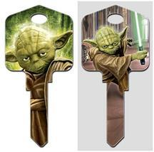 Star Wars Key Blanks (Kwikset-KW, Yoda) - $9.89