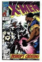 X-MEN #283-2nd BISHOP-Storm-Marvel comic book nm- - £14.99 GBP