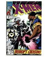 X-MEN #283-2nd BISHOP-Storm-Marvel comic book nm- - $18.62