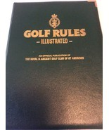 GOLF RULES ILLUSTRATED 7th edition 1992 ROYAL & ANCIENT GOLF CLUB OF ST.... - £16.54 GBP