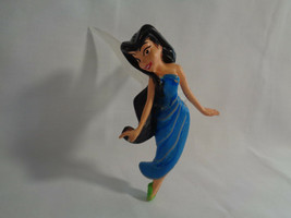 "Disney Fairies Mini Silvermist Figure Glitter Outfit 3"" - $1.73"
