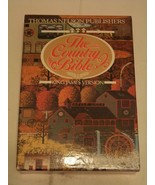 HOLY BIBLE, KING JAMES VERSION: AMERICAN COUNTRY BIBLE By Robert Flood - $17.28
