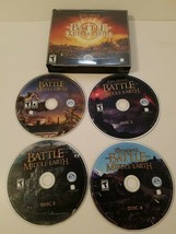 Lord of the Rings: The Battle for Middle-Earth DVD-ROM (PC 2004) w/key Read - $21.73