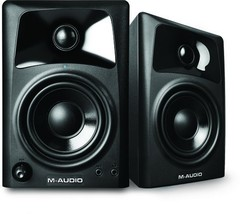 M-Audio AV32 Studio Monitor & Multimedia Desktop Music Production Speake... - $81.96