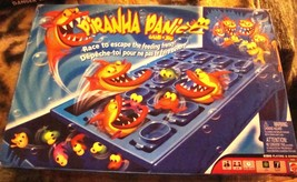 Piranha Panic Mattel 2005 Game Race To Escape The Feeding Frenzy-Complete - $29.00