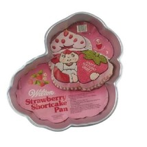 Wilton Strawberry Shortcake Cake Pan 502-3835 1981 Birthday Party with I... - $19.99