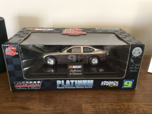 Primary image for New in Box Racing Champions Platinum McDonalds Bill Elliott 1:24 1 of 2,499