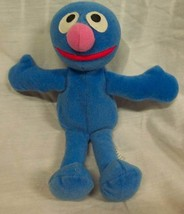 "TYCO 1997 Sesame Street GROVER 8"" STUFFED ANIMAL Toy - $15.35"