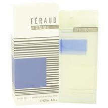 Feraud by Jean Feraud Eau De Toilette  4.2 oz, Men - $32.48