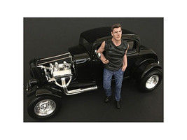 50\'s Style Figure III for 1:24 Scale Models by American Diorama - $15.76