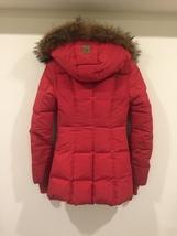 Mackage Women's Pink Down Coat Adali Lavish Fur Trim Hood Size XXS image 2