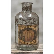 Pumpkin Patch Glass Jar 6x3 - $29.28