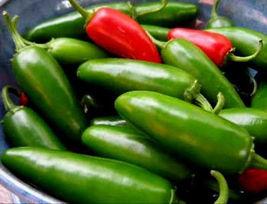 50 Pcs Jalapeno Pepper Seeds, Early Jalapeno, Heirloom Hot Pepper Seeds,... - $13.99