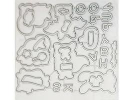 Happy Halloween Animals Stamp Set with Coordinating Dies #5464 image 2