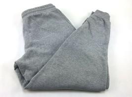 Fila Ladies Heritage Fleece Jogger Sweat Pants Size S Gray - $16.65