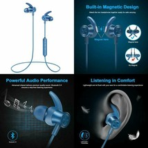 Letscom Bluetooth Headphones, Lightweight Wireless Earbuds With Magnetic... - $25.73+