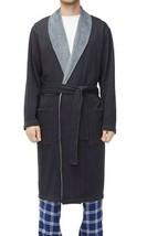 UGG Men's M Robinson Robe Black Heather L/XL - $119.99