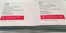 15x Dr Dennis Gross Daily Treatment Alpha Beta Extra Strength/Universal