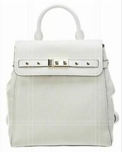 MICHAEL Michael Kors – Addison Medium Leather Backpack NWT Optic Whit - $157.41