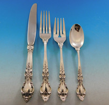 Belvedere by Lunt Sterling Silver Flatware Set for 8 Service 32 Pieces - $1,950.00