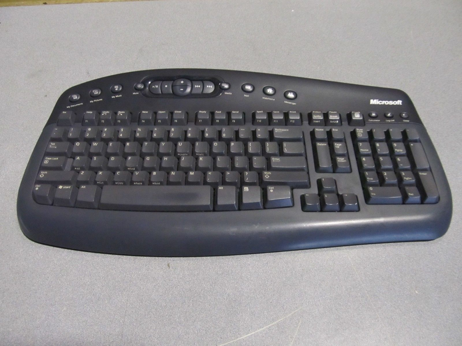 OEM microsoft wireless multimedia keyboard and 50 similar items