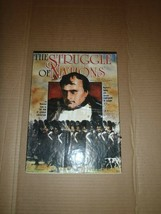 Avalon Hill The Struggle Of Nations Bookcase Game Unpunched - $37.39