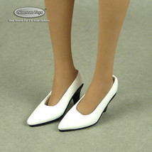 1/6 Scale Phicen, TB League, Hot Toys, VT Female Sexy White Glossy Heels... - $15.35