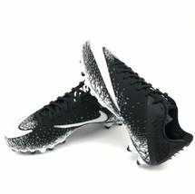 New Nike Vapor Speed 2 TD Football Game Cleats Men's US Size 9 Black 833380 - $69.29