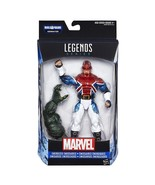 Marvel 6-In Legends Energized Emissaries Captain Britain - $24.49