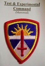 United States Army TRADOC Test and Experimentation Command ( Merrowed ) ... - $4.89