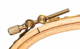 Hardwicke Manor Hoop Screw - replacement part cross stitch Access Commodities - $3.50