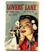 Lovers' Lane #16 1951- Golden Age Romance- wedding cover - €28,91 EUR