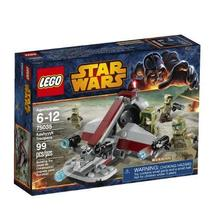 Lego, Star Wars, Kashyyyk Troopers (75035) (Discontinued by manufacturer) - $45.49