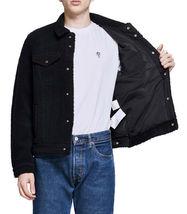 Levi's Strauss Men's Premium Snap Button Sherpa Face Trucker Jacket 577020002 image 3