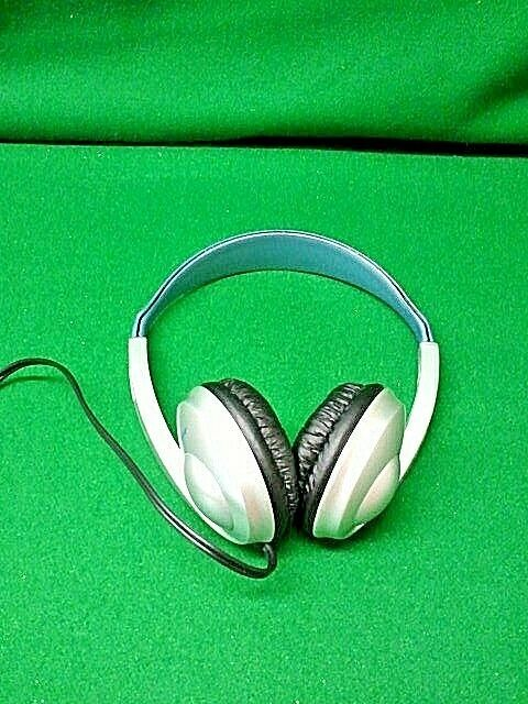 Genuine Califone Headphones Padded Adjustable For LeapPad or Other Electronics - $4.99